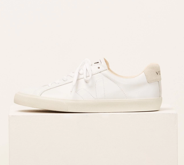 Veja Esplar Low Leather Sneakers