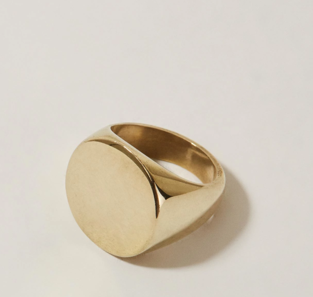 Soko Signet Ring