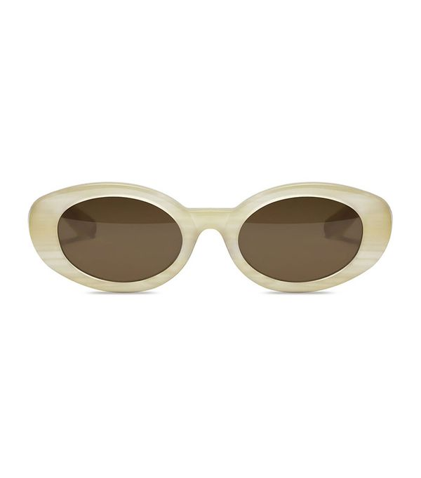 best oval sunglasses- Elizabeth and James McKinley Oval Acetate Sunglasses