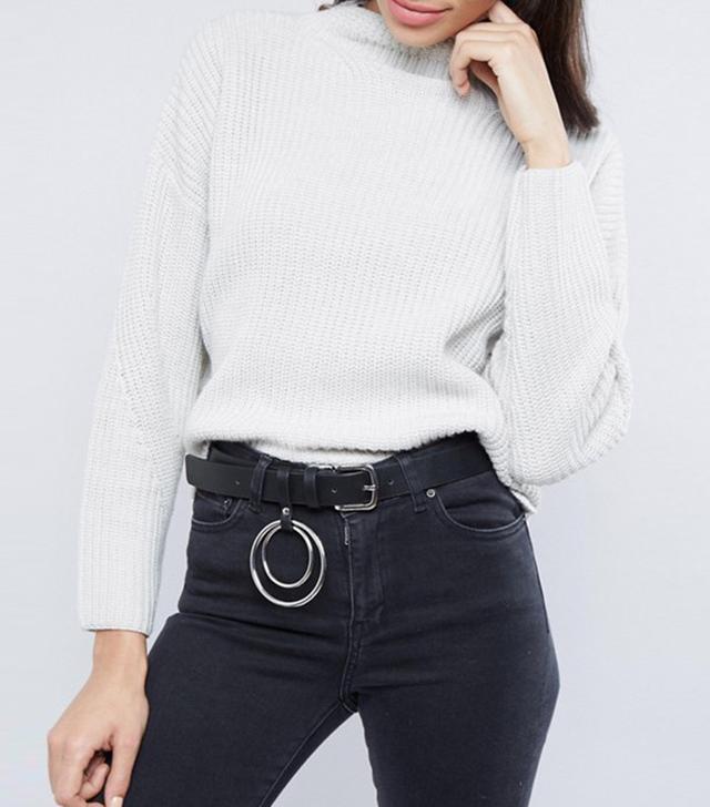 ASOS Ring Tab Jeans Belt