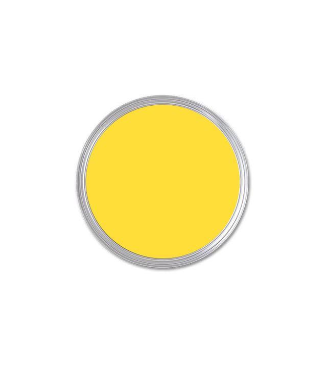 Benjamin Moore Bright Yellow Sample