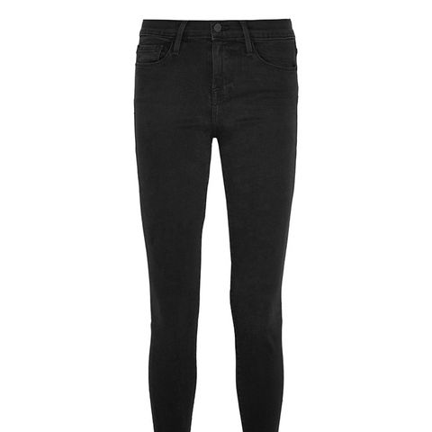 Le Skinny De Jeanne High Rise Jeans