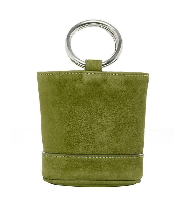 Simon Miller Bonsai 15 Leather Bucket Bag