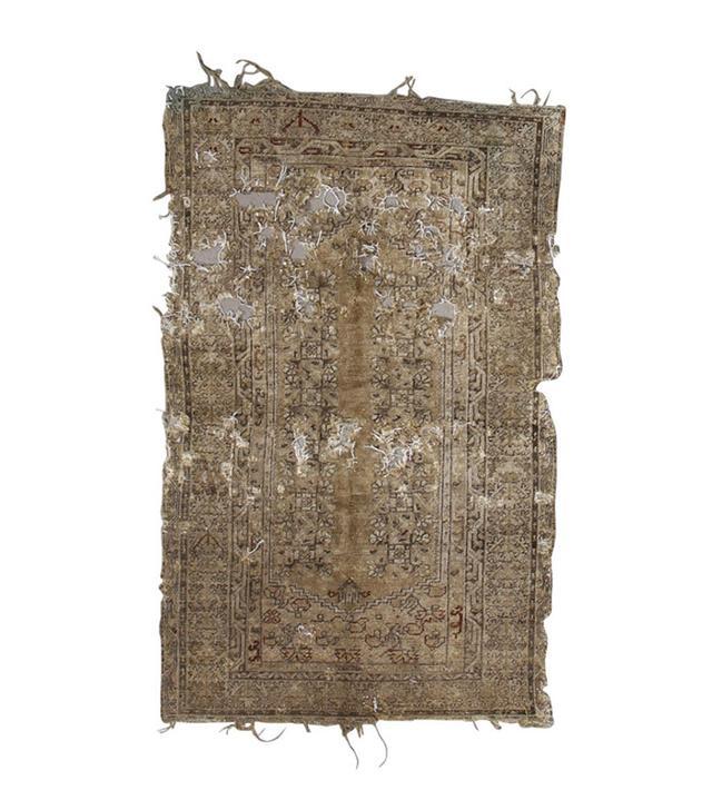 Lawrence of La Brea Turkish Antique in Wool Beige