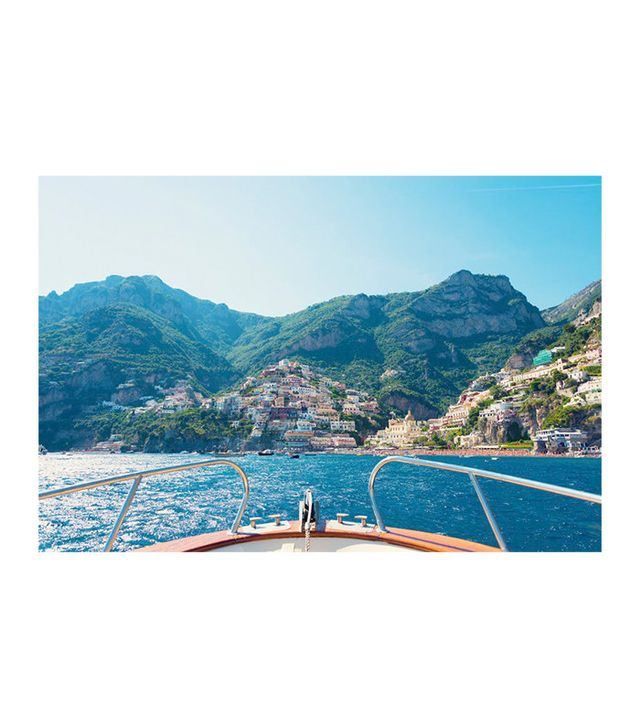 "Gray Malin ""Positano Coast"""