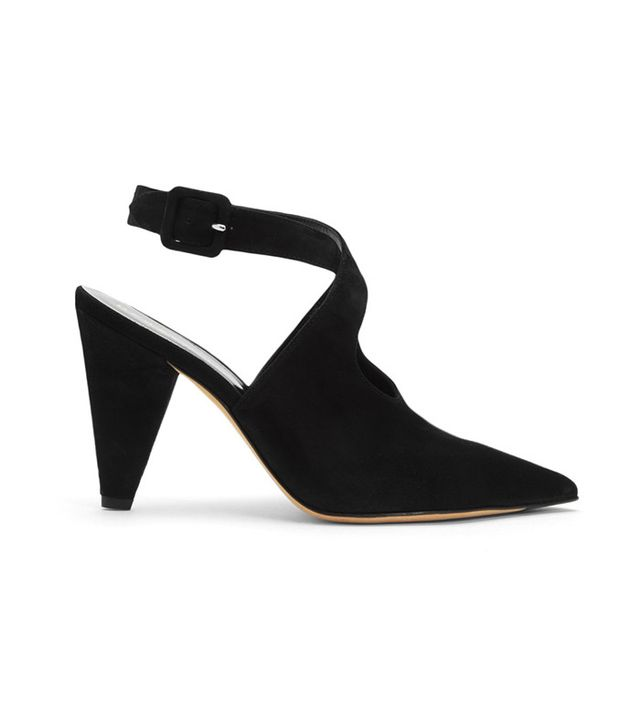 how to wear ankle boots with jeans - Derek Lam Ana Pump