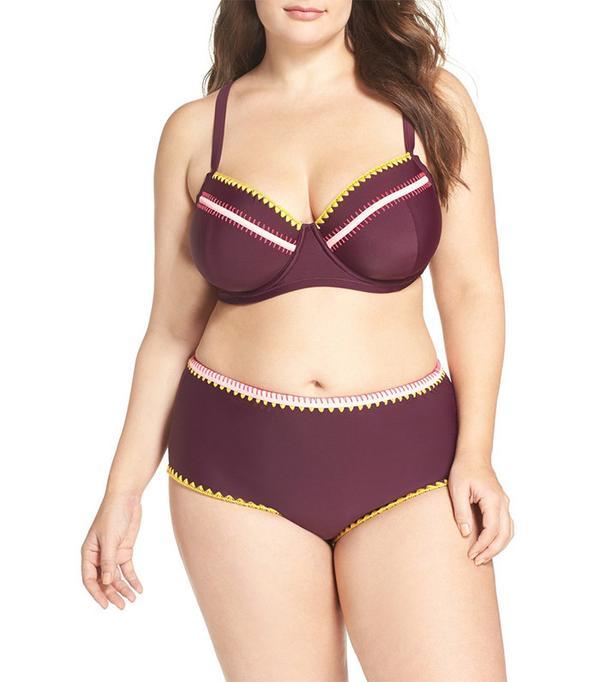 best plus-size bikini