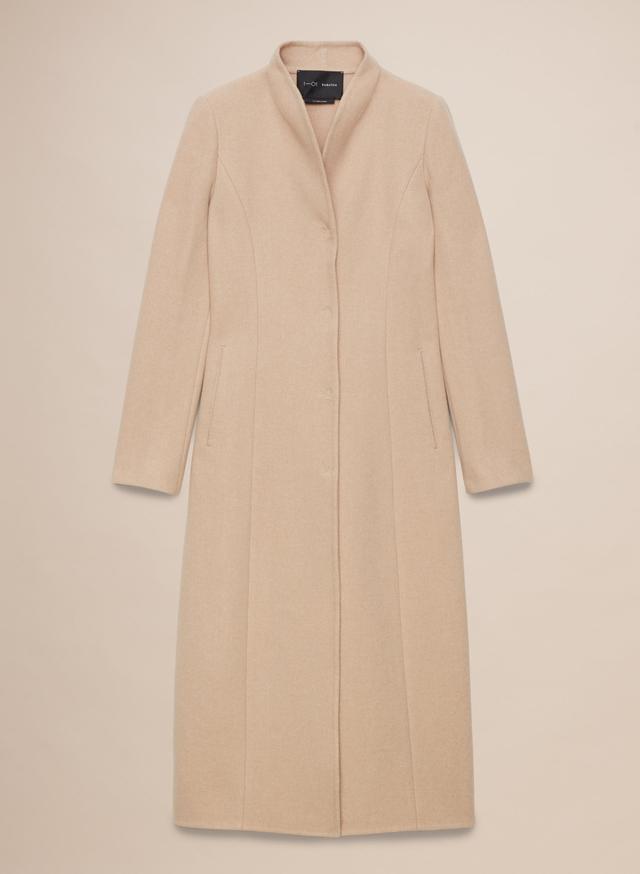 Camel coat - 1-01 Babaton Bromova Jacket