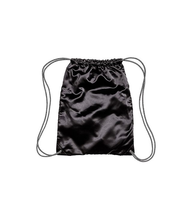 H&M Satin Backpack