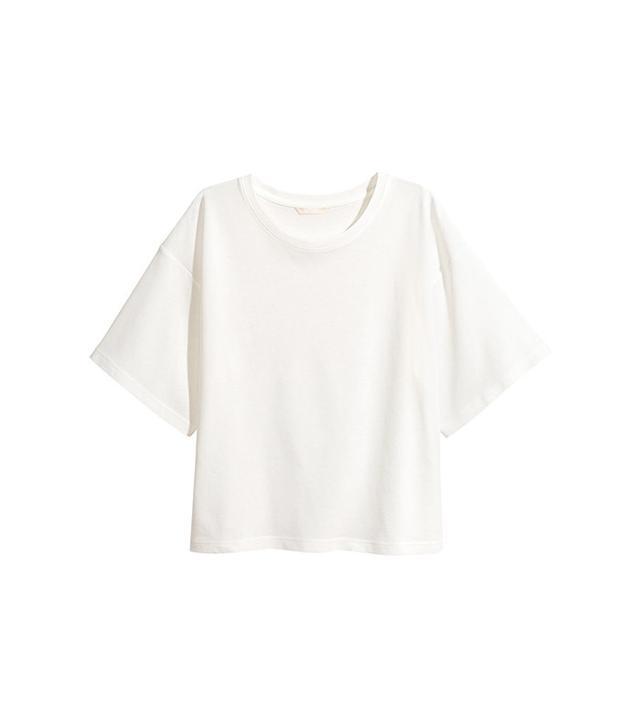 H&M Pima Cotton Top