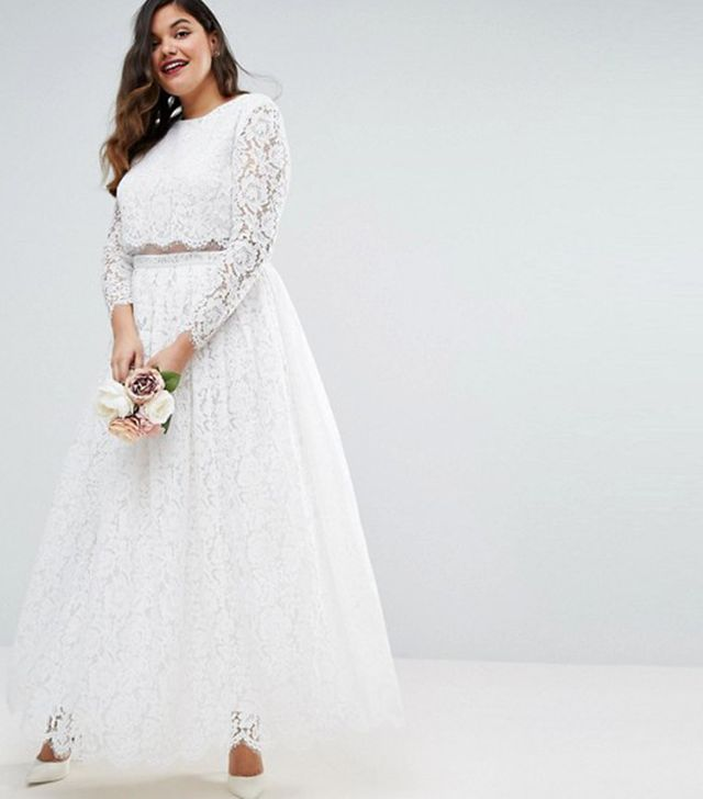 12 gorgeous plus-size dresses for any wedding | whowhatwear