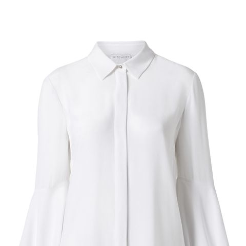 Flutter Sleeve Shirt