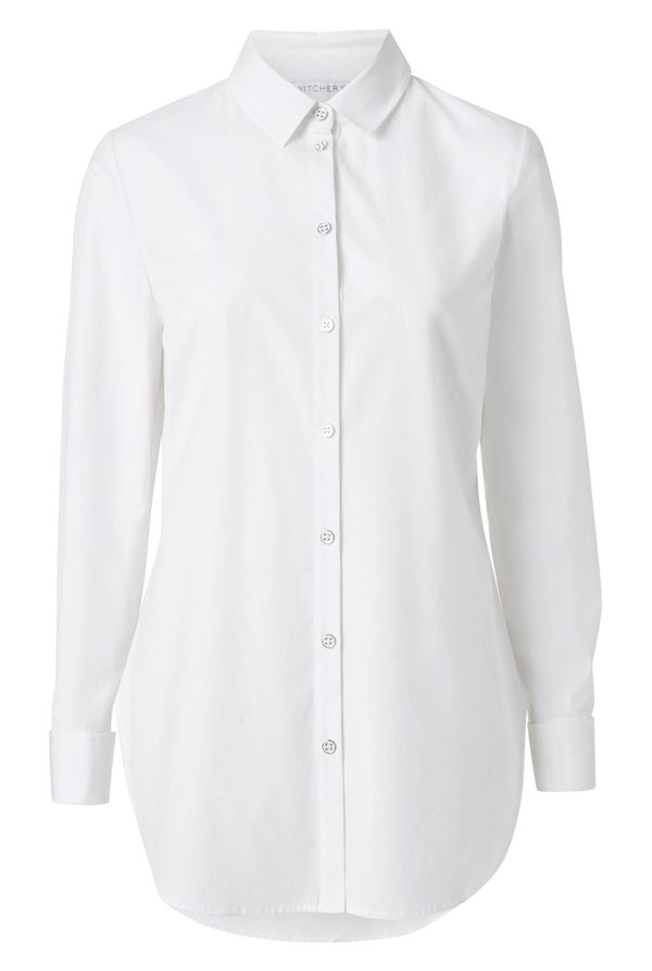 Witchery Cotton Shirt