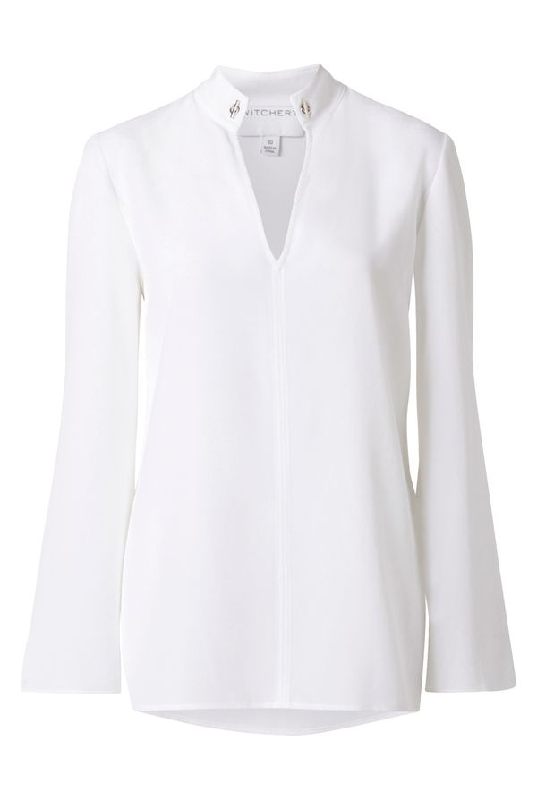 Witchery Link Detail Shirt