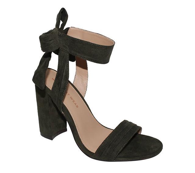 best block heel ankle strap sandals