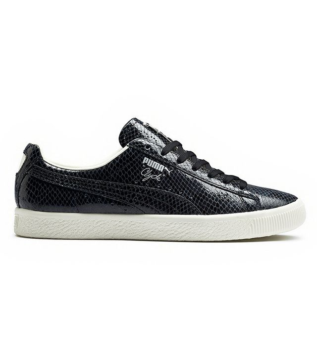 best snake sneakers- Puma Clyde