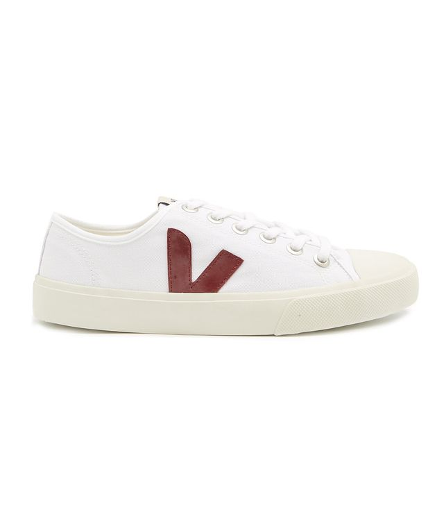 Wata Low-Top Canvas Trainers