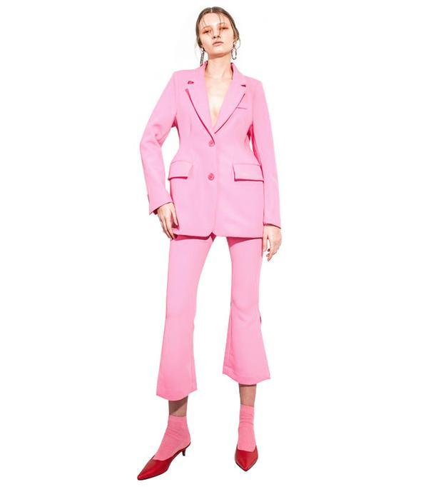 best pink suit
