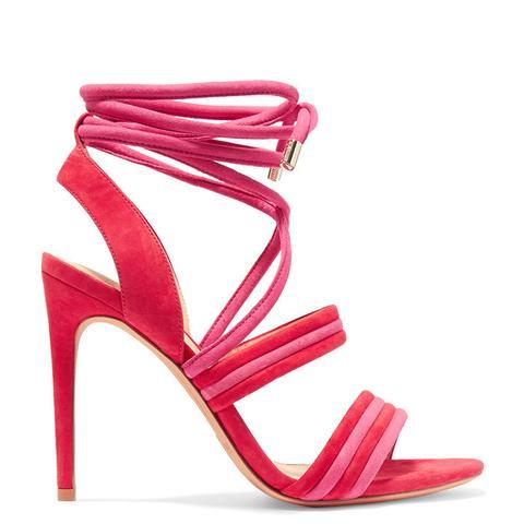 Aurora Suede Sandals