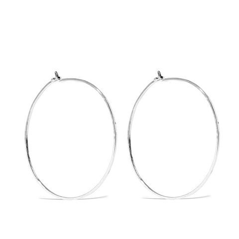 Dream Silver Earrings