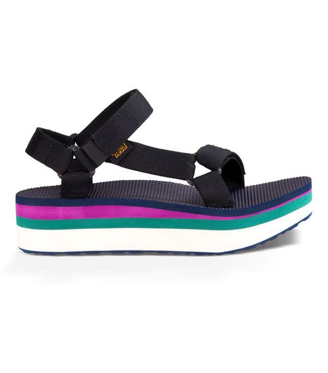 Teva Flatform Universal Retro Sandals