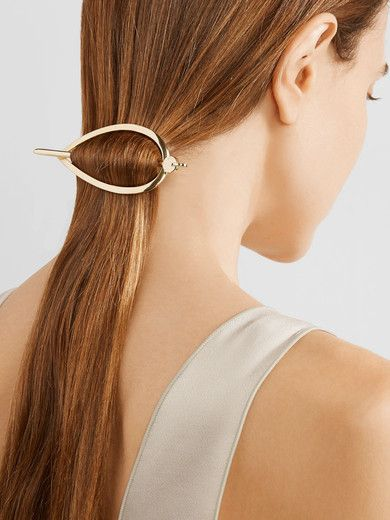 Elizabeth And James Mitchell Gold-Plated Hair Pin