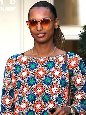 Jasmine Tookes Gets a Jump-Start on This Coachella-Ready Trend