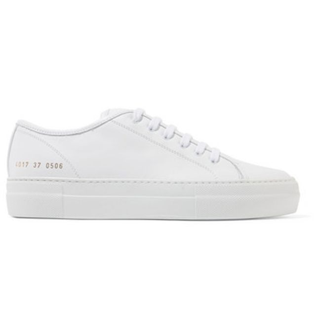 best affordable white sneakers- Mango lace-up sneakers