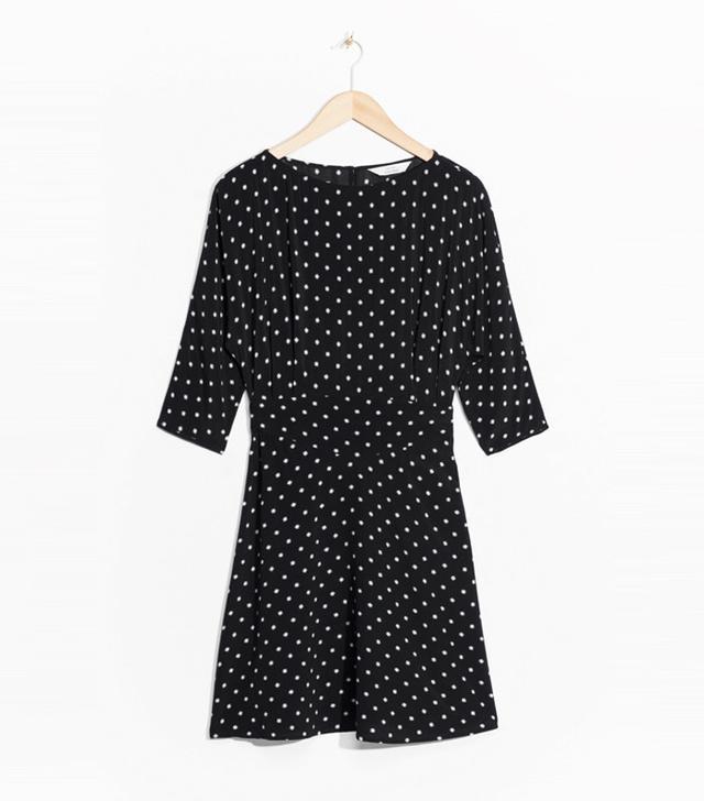 best polka dot mini dress