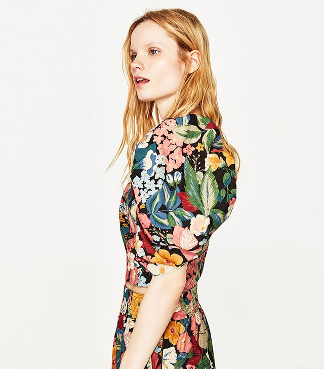best floral top