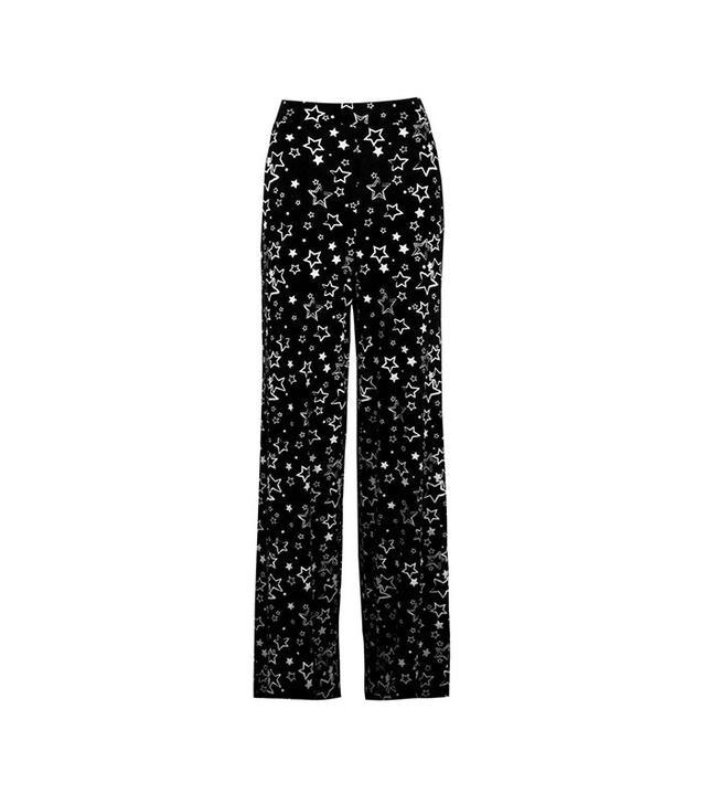 best star print pants