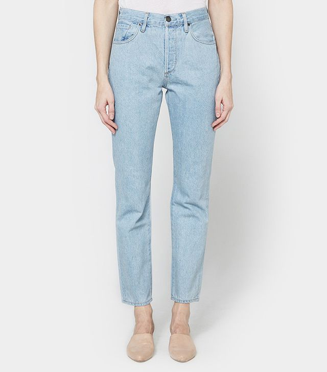 Goldsign Benefit High Rise Relaxed Straight Jean