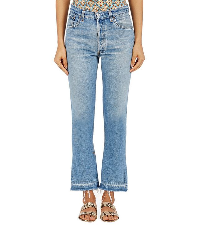 Re/done Elsa Flared Jeans