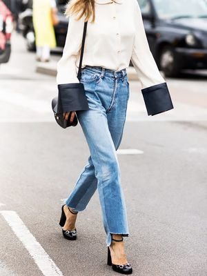 Why Fashion People Look So Good in Vintage Jeans