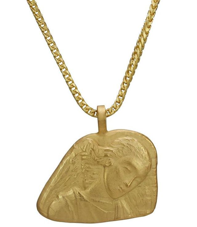 "Yeezy 18K Yellow Gold 25"""