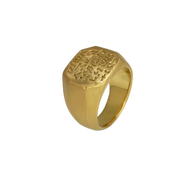 Yeezy 18K Yellow Gold