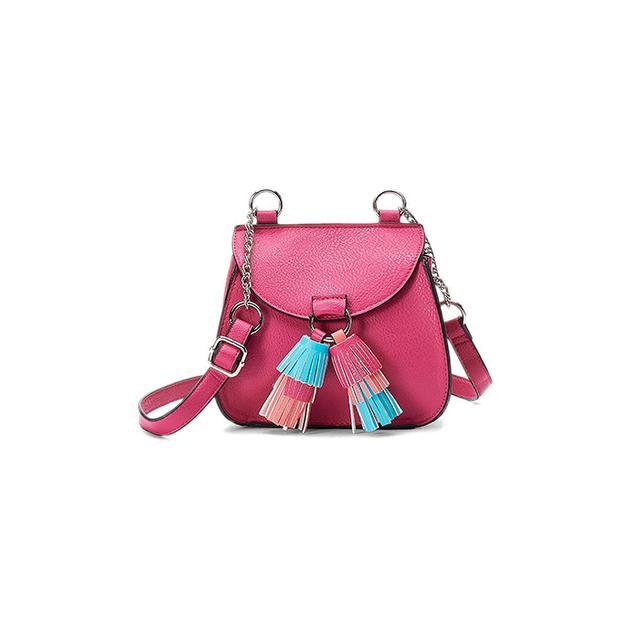 Candie's Cici Flap Saddle Bag