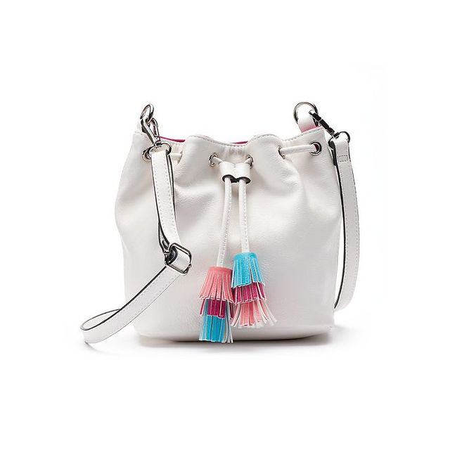 Candie's Lincoln Bucket Bag