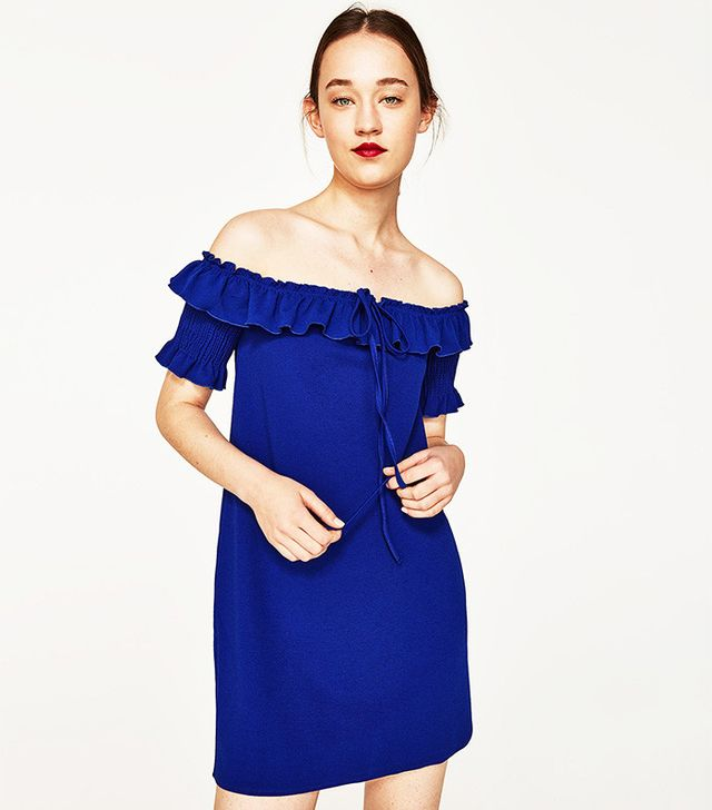 best Zara spring dress