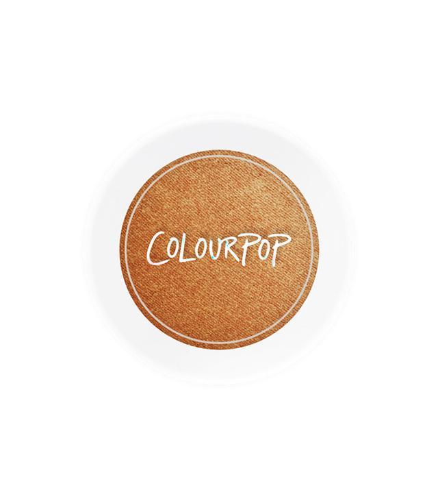 colourpop highlighter soft serve - making of colourpop