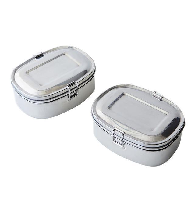 Onyx Two-Layer Sandwich Box