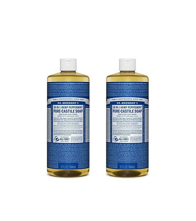 Dr. Bronners Peppermint 32oz. Castile Soap