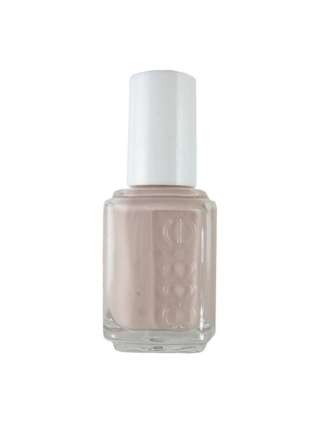 Essie Barefoot & Topless - Most Popular Nail Polish on Pinterest