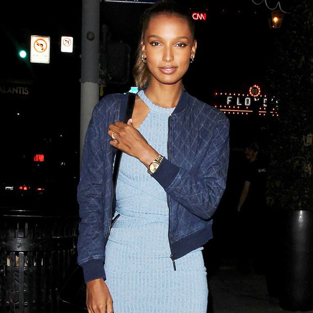 This Model Has the Perfect Night-Out Outfit Formulas