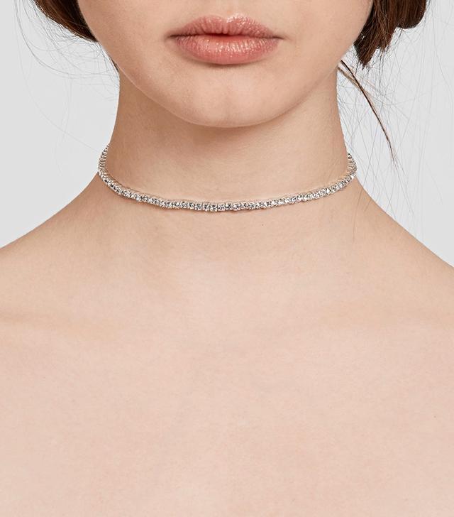 Danielle Guizio x The M Jewelers Dainty One Choker