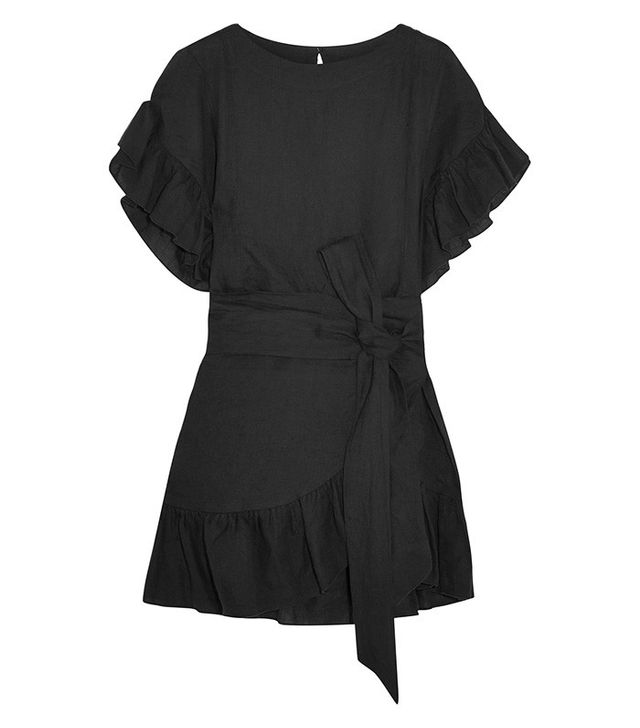 best little black dress for spring- Étoile Isabel Marant Delicia Dress