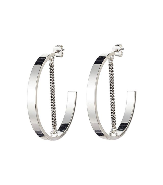 Jenny Bird Mia Hoop Earrings
