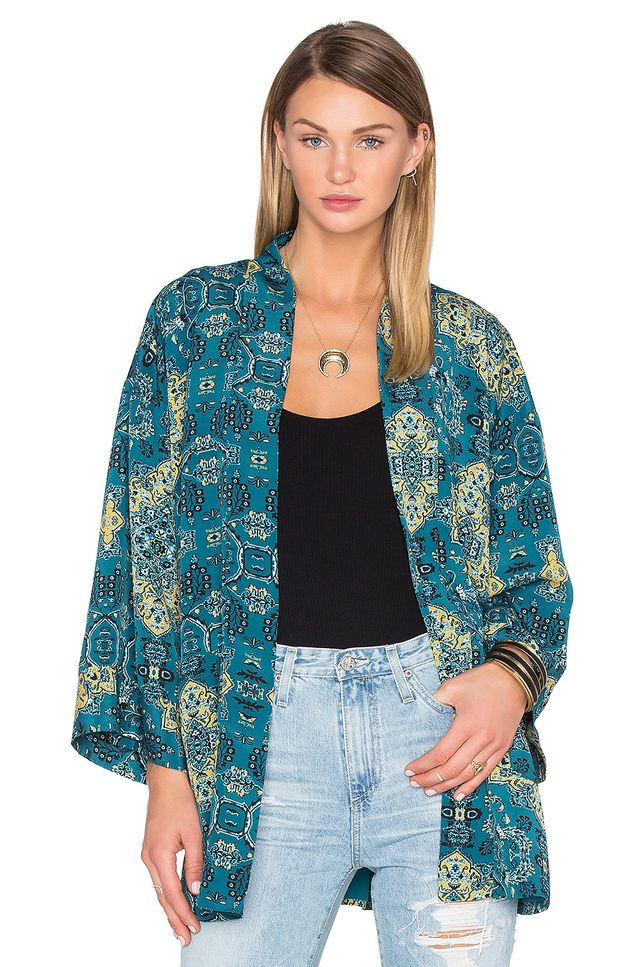 House of Harlow 1960 x Revolve Kora Bed Jacket