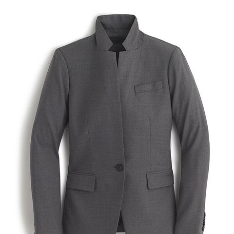 Regent Blazer in Super 120s Wool