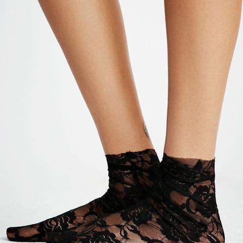 Smitten Lace Sock